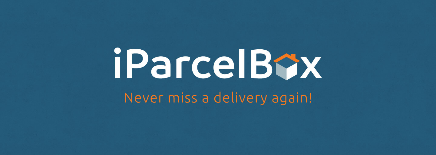 iParcelBox - Never miss a delivery again!